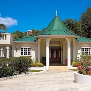 Secret Cove is Often Described as one of the Most Beautiful Homes in St. Lucia