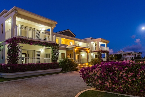 Bella Constantina Villa in Anguilla. Modern Design With Breath-taking View
