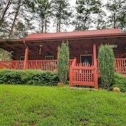 Holly Hill-ocoee River Cabin Rental