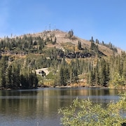 'lake Mary Getaway' A Hidden gem on the top of the Donner Summit