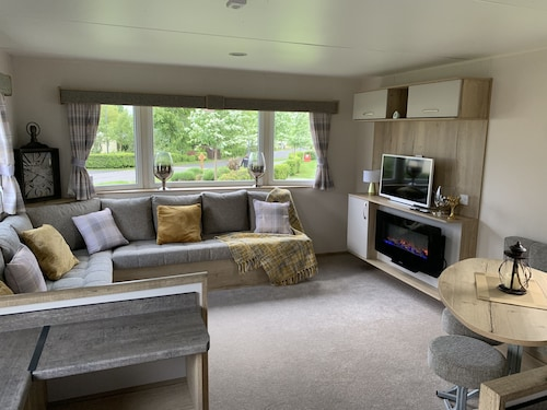 Brand new Luxury Static Holiday Home