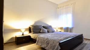 Allergitestet sengetøy, strykejern/-brett, gratis wi-fi og sengetøy