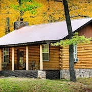 One Bedroom Log Cabin Pet Friendly