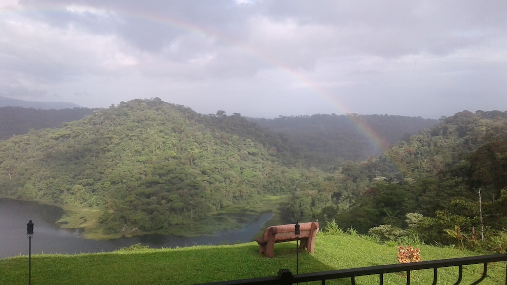 , Forest Property With the Best View of the Lake in Costa Rica