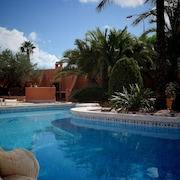 Villa With 2 Bedrooms in Torrevieja, With Private Pool, Enclosed Garden and Wifi - 5 km From the Beach