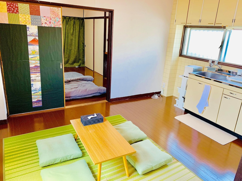 In-Room Dining, 777 Takamatsu Guest House
