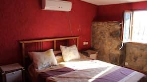 2 dormitorios y ropa de cama