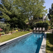 New Listing: Architect Owned, Gorgeously Renovated w/ Heated Pool Walk to Village