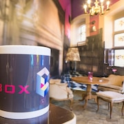 BoxHotel Hannover (App based Hotel)