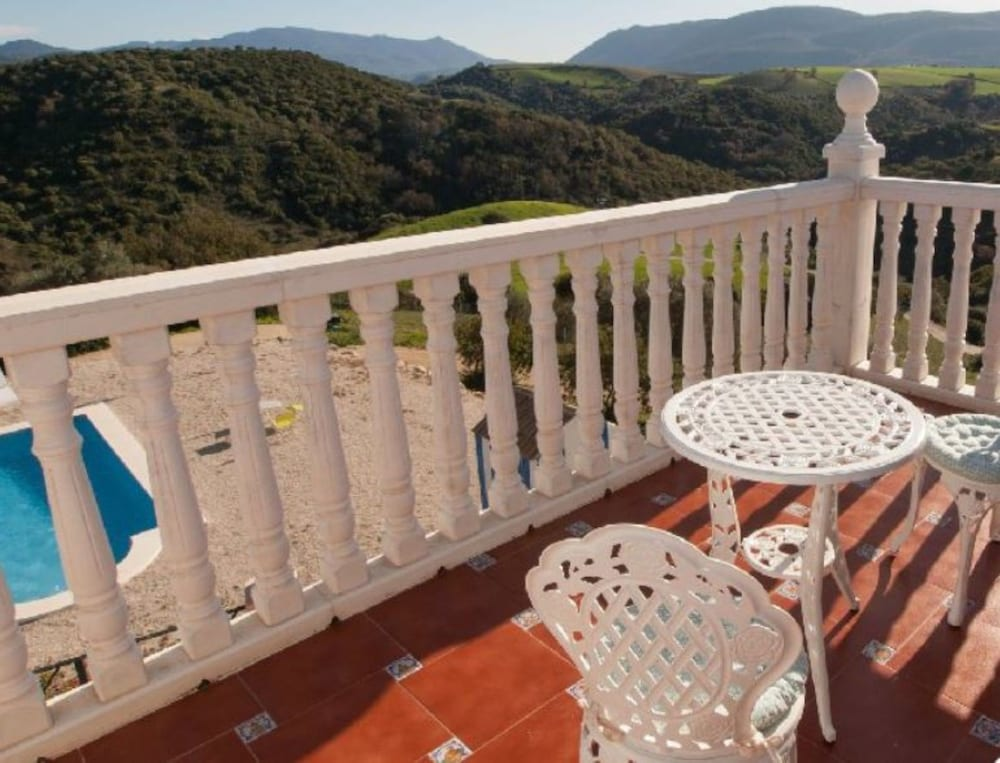 View from Room, 106348 - Villa in Algar