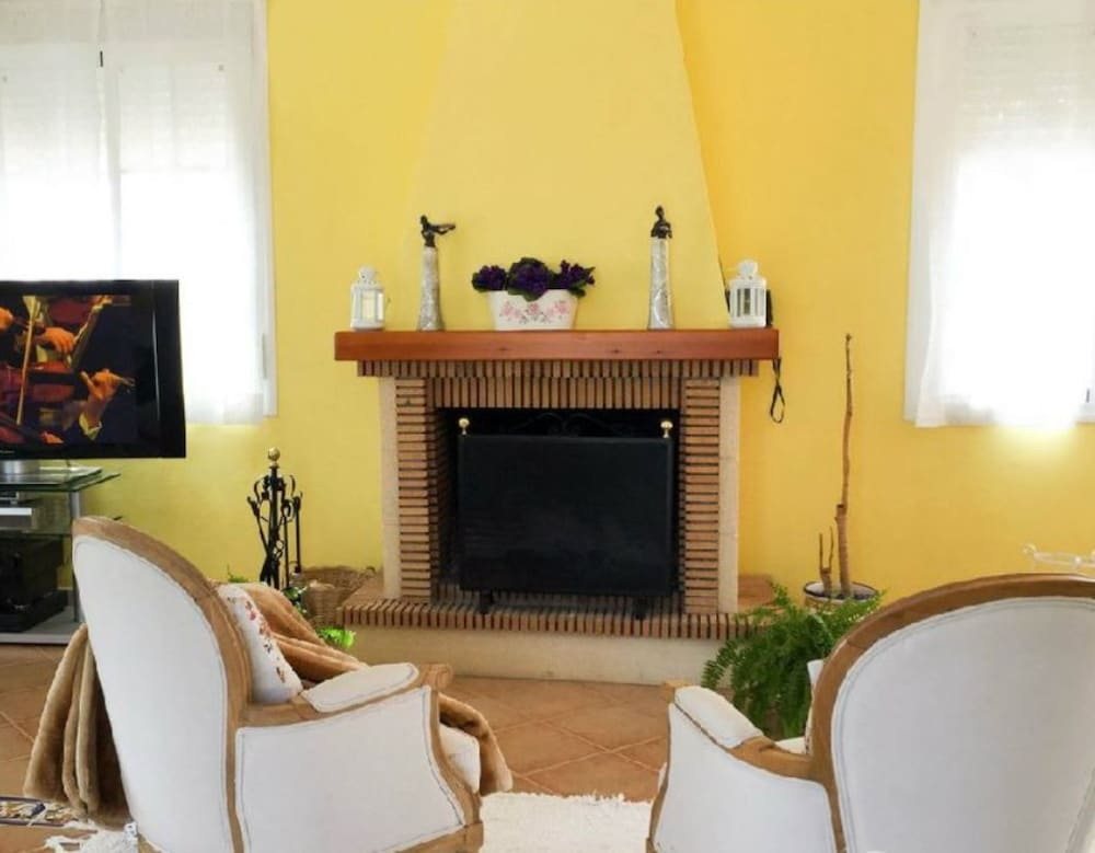 Fireplace, 106348 - Villa in Algar