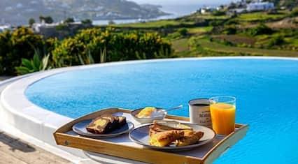 Villa Arthemisia Panoramica in Affitto a Mykonos da My Rental Homes