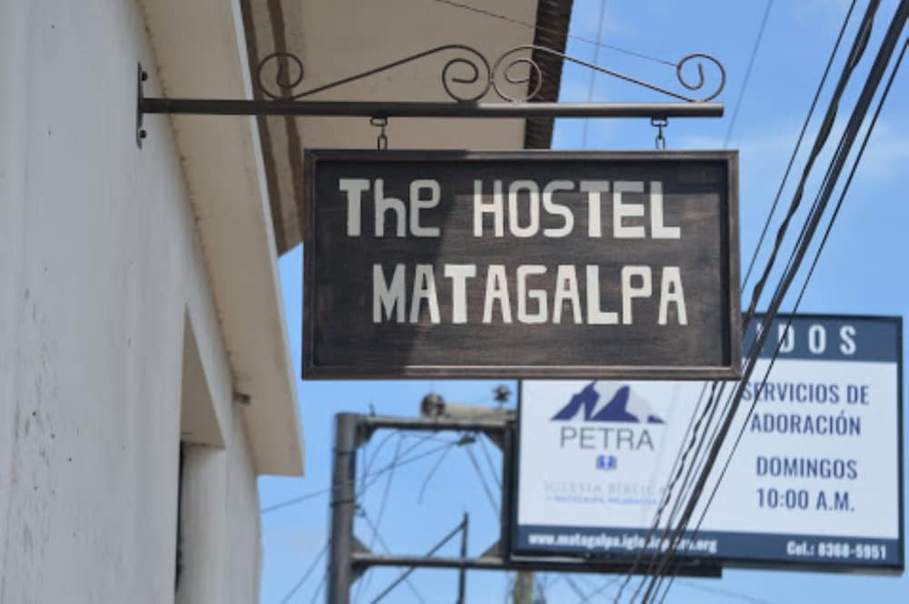 Exterior, The Hostel Matagalpa