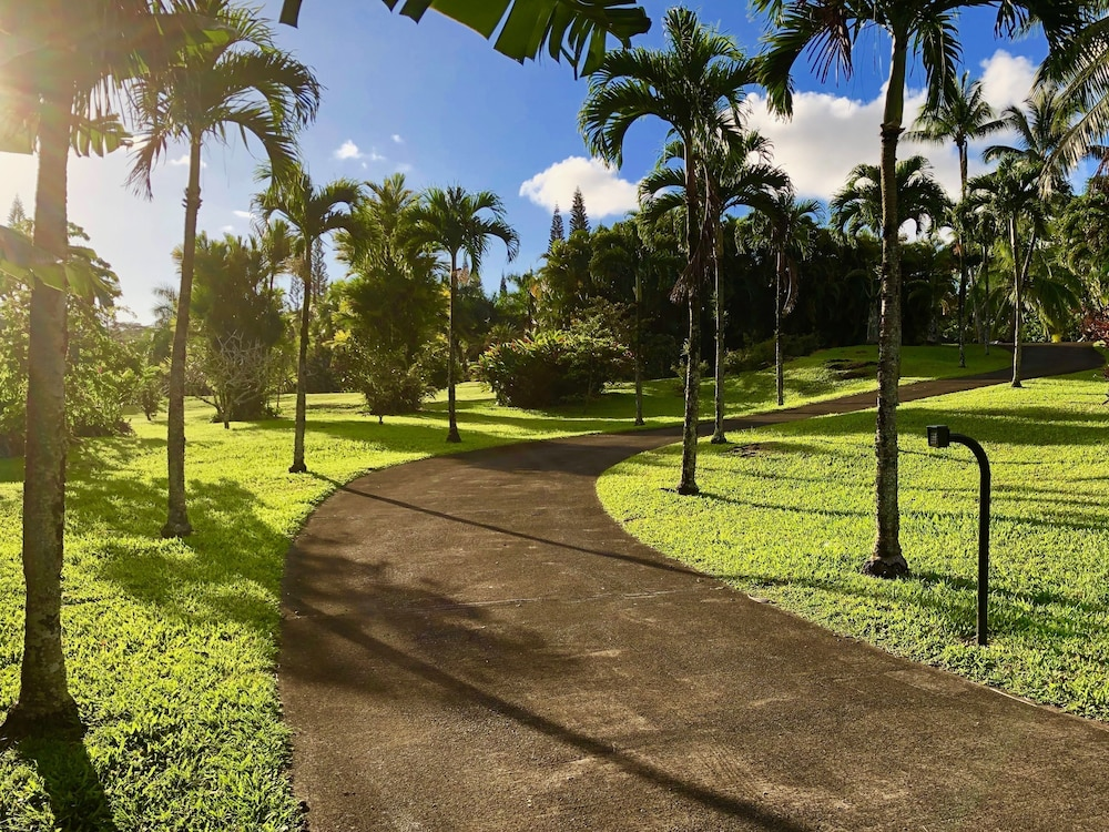Property Grounds, Hawaii Life Rentals Presents Spacious Luxury and Privacy on 7 Acres!