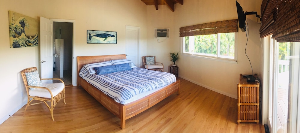 Room, Hawaii Life Rentals Presents Spacious Luxury and Privacy on 7 Acres!