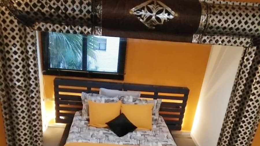 Apartment With 3 Bedrooms in Rabat, With Enclosed Garden and Wifi - 3 km From the Beach