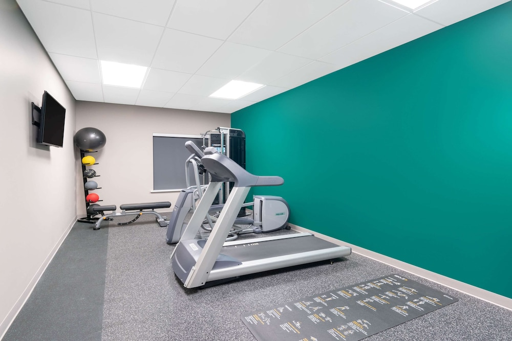 Fitness Facility, Wingate by Wyndham San Jose