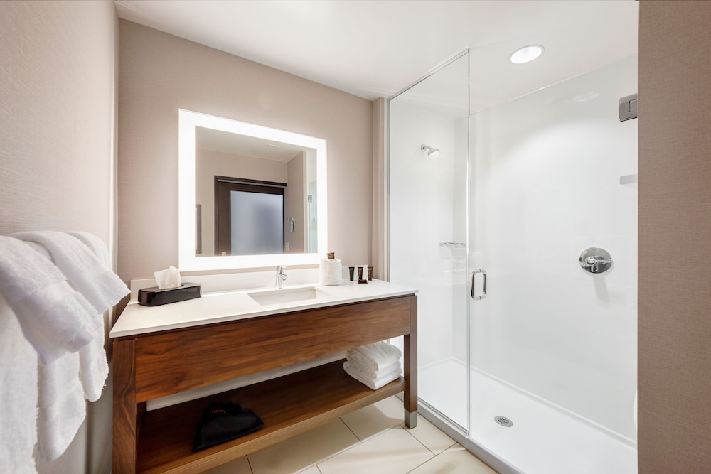 Bathroom, Wingate by Wyndham San Jose