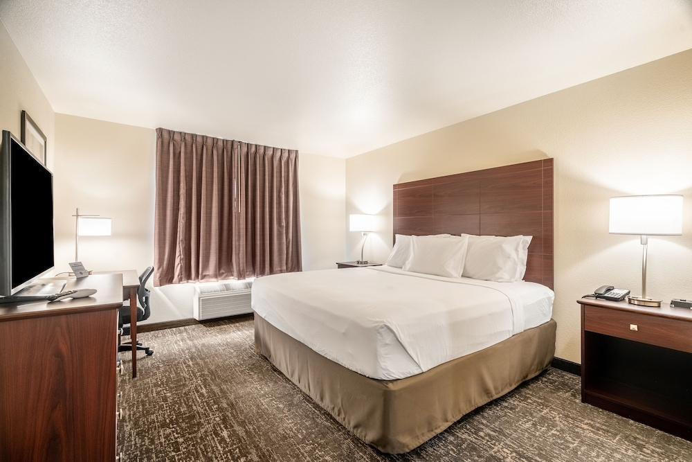 Room, Cobblestone Inn & Suites - Kermit