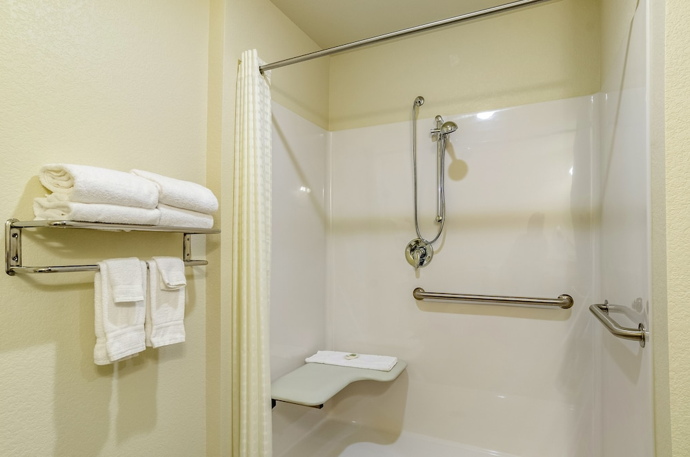 Bathroom, Cobblestone Inn & Suites - Kermit