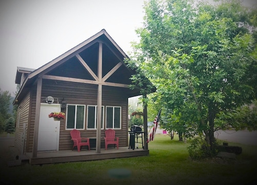 Clark Fork Cabin. two Cabins Available see 1254528