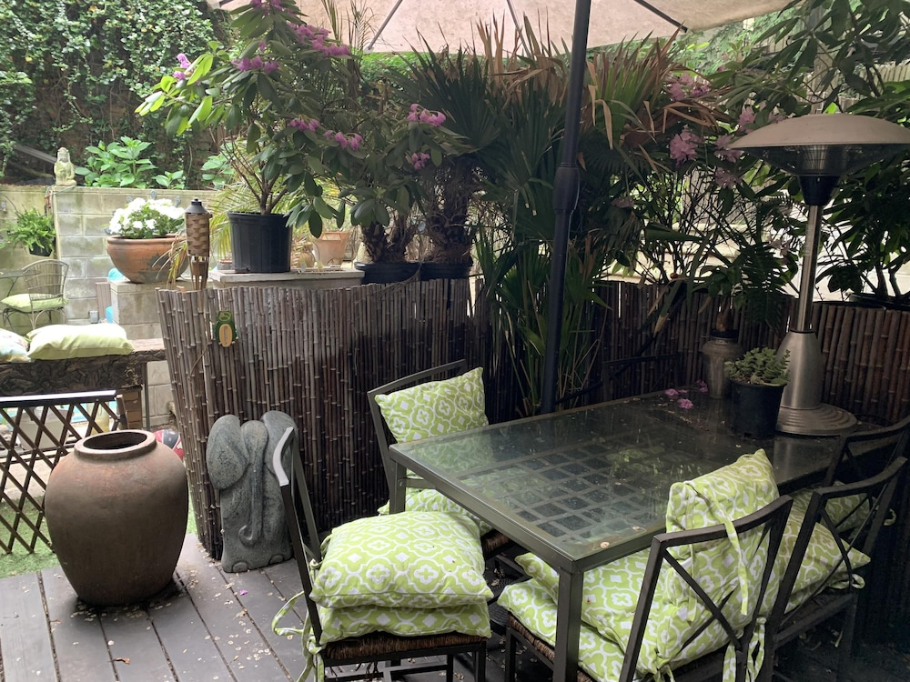 Rare Patio Garden Open 1-bed Apartment in Nomad Manhattan in ...