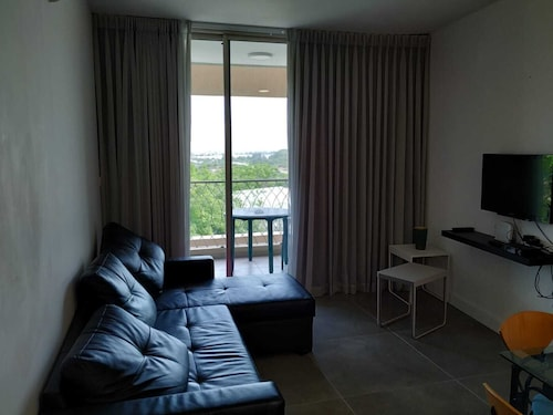 Sea View 2BR Apartment at Caesarea Neot Golf