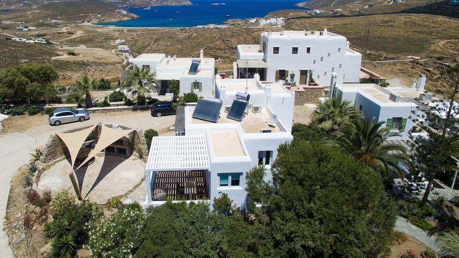 Levantes House Mykonos