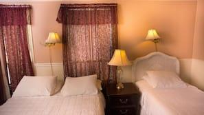 Minibar, blackout drapes, soundproofing, iron/ironing board