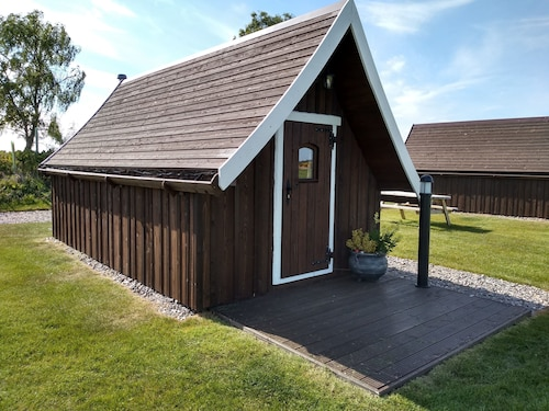 Camping Without the Toil and Trouble! Luxury En Suite Glamping Pods, Sleep 4