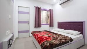 2 多间卧室、WiFi、床单