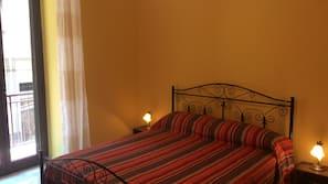 1 多间卧室、床单