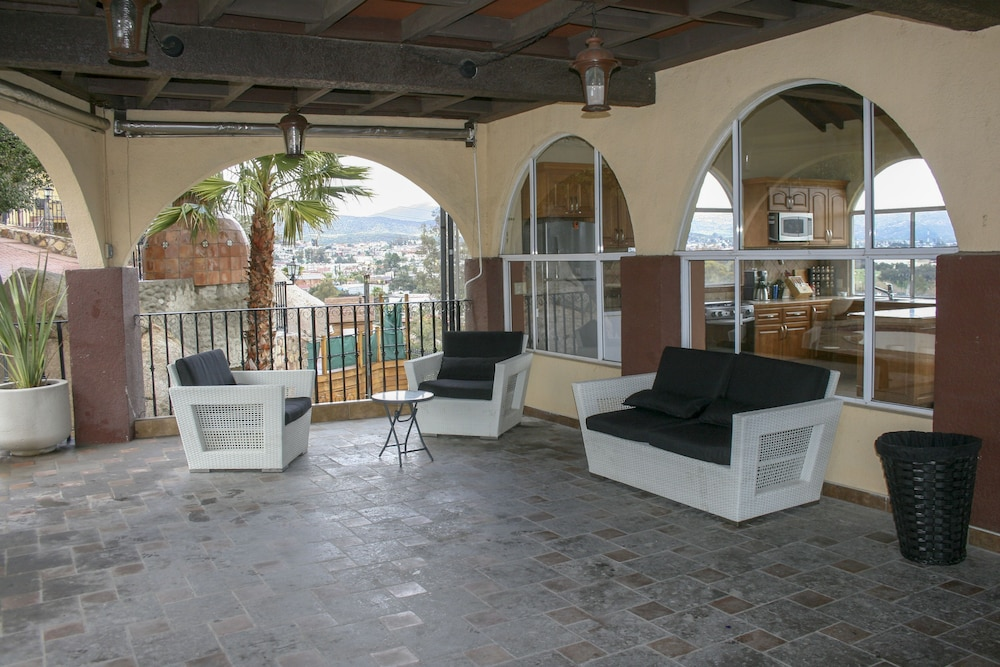 Terrace/Patio, Short Stay Tecate Hotel Boutique