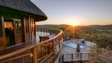 Etosha Mountain Lodge - All Inclusive
