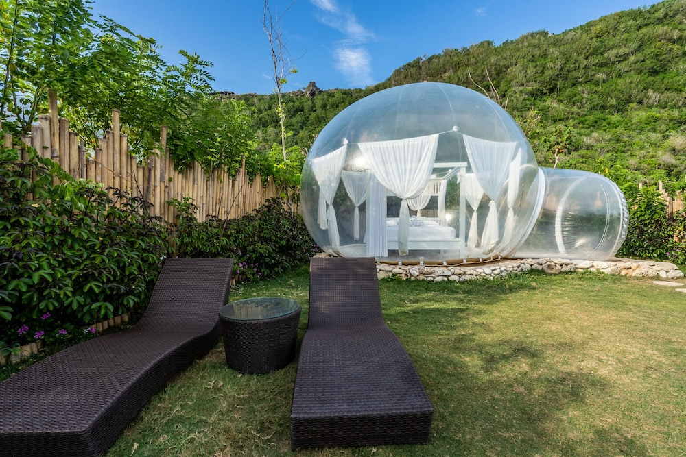 Terrace/Patio, Bubble Hotel Bali Nyang Nyang - Glamping