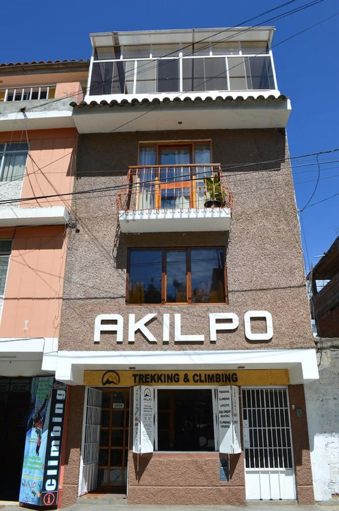 Front of Property, Akilpo Guest House