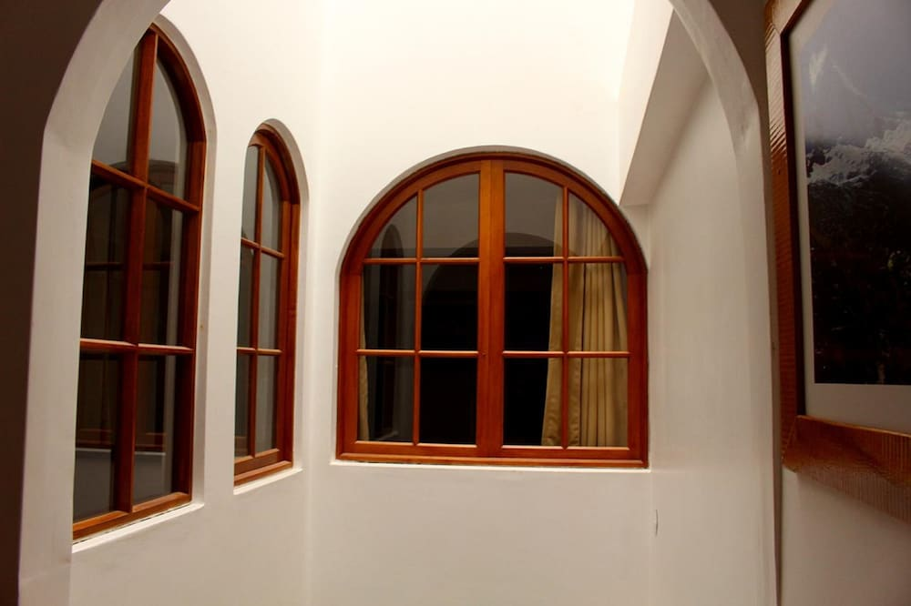 Interior Detail, Akilpo Guest House