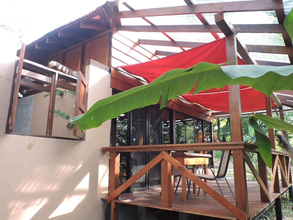 Terrace/Patio, Boca Tapada Lodge