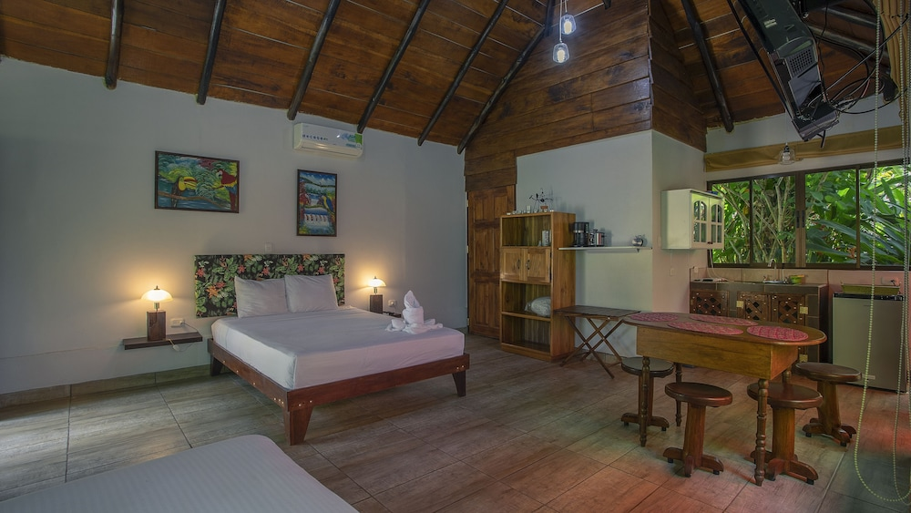 Room, Boca Tapada Lodge
