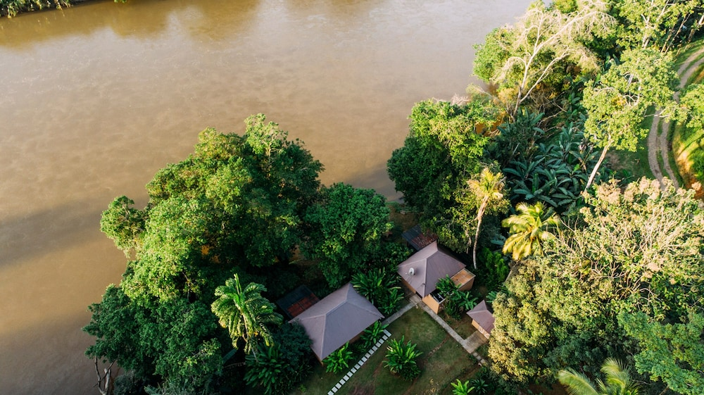 Aerial View, Boca Tapada Lodge