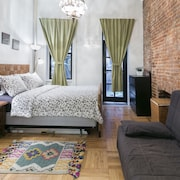 Charming Studio-loft Apt Walking Distance From Soho/broadway/nyu