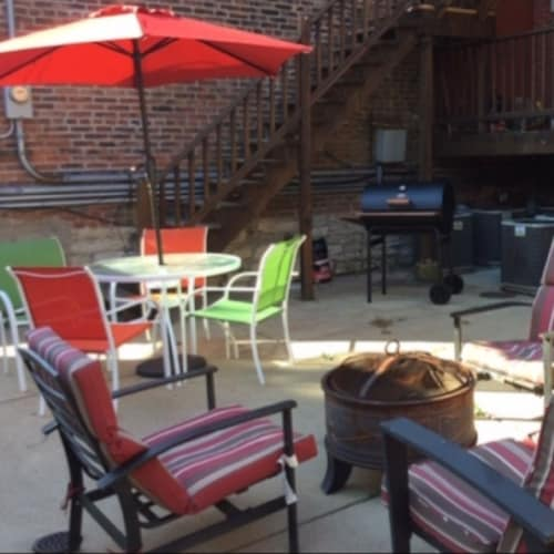 , Luxury Townhouse in the Heart of all the Action in Historic Soulard