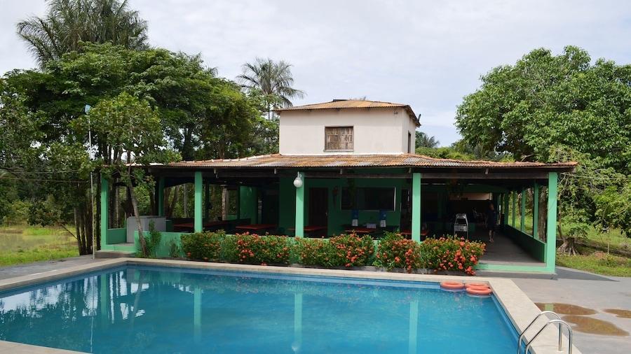 Amazon Island Jungle Lodge