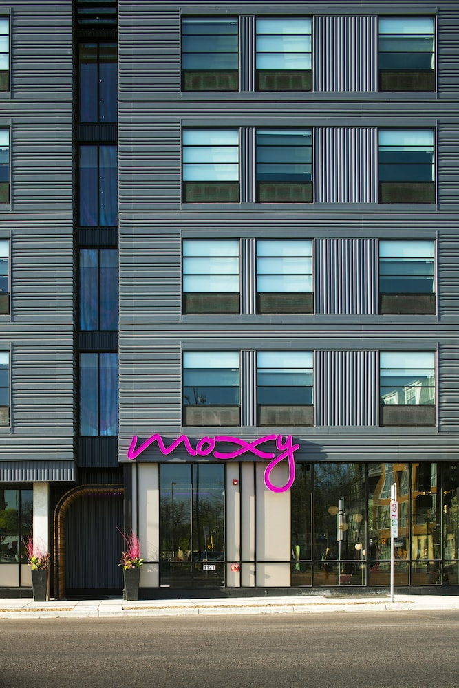 Exterior, Moxy Minneapolis Downtown