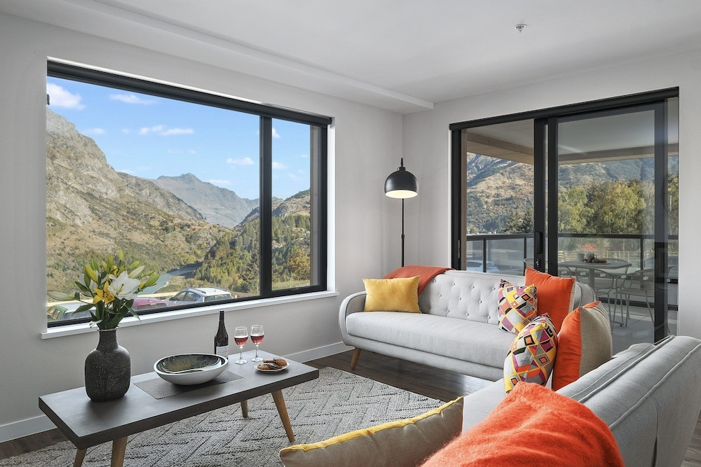 Coroshot Apartment 10 La Residence Du Parc In Queenstown Hotel