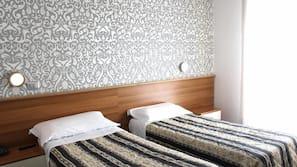 Una cassaforte in camera, lenzuola