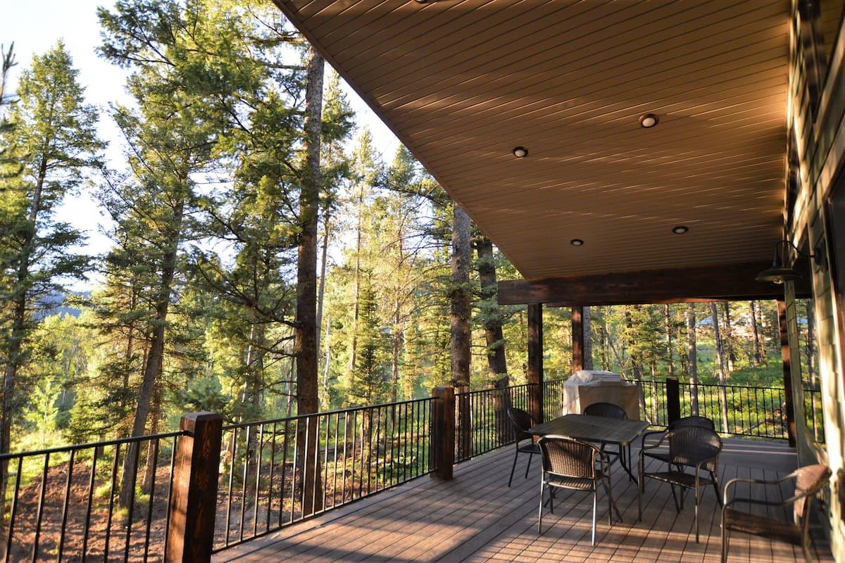 My Yellowstone Retreat
