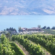 Lakefront Luxury in Front of World Class Wineries