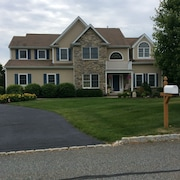Gorgeous, Executive Type, Contemporary/Centerhall Colonial. Immaculate condition