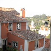 Charming House , W/fantastic Views,in the Heart of the Historic Center